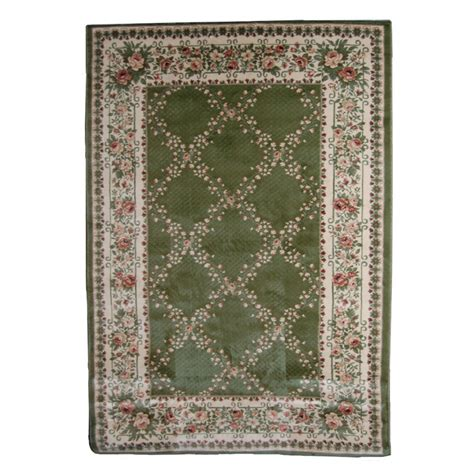 Lowes Area Rugs Shop Orian Rugs 11 X 13 Palmetto Kennedy Area Rug At Lowes
