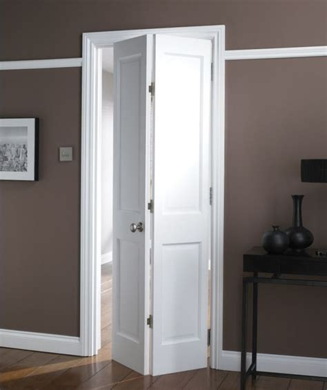folding door interior white interior doors with black hardware photo