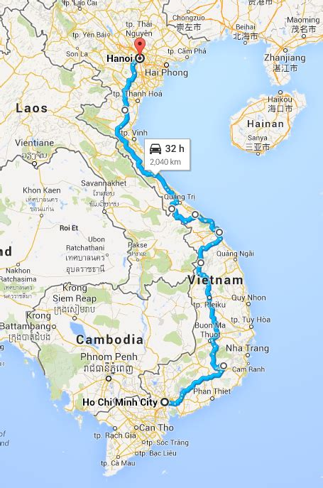 printable vietnam road map motorbiking in vietnam a guide to riding the ho chi minh