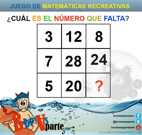 Imagenes Matematicas Recreativas | juegos de matem 225 ticas recreativas whatsapp