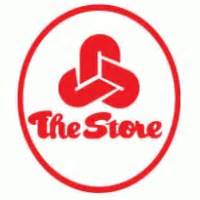 the store the store brands of the world vector logos