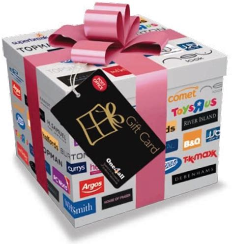 Gift Card One4all - one4all gift card online use in over 17 000 uk shops