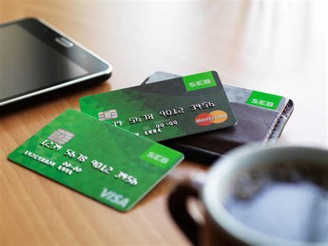 seb bank banking bank cards seb
