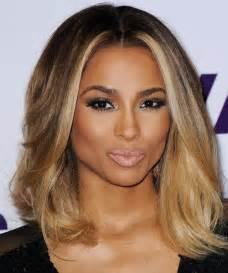 ciara hair color ciara medium formal hairstyle medium