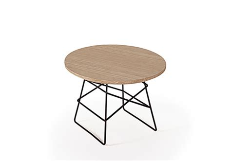 grid table in small black table top
