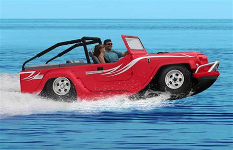 water car panther watercar world s fastest hibious vehicle