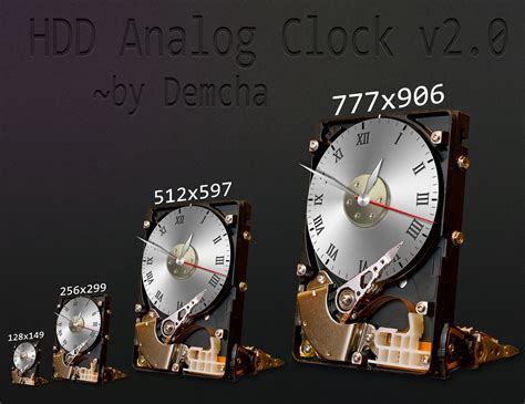 clock themes for laptop 63 new best rainmeter themes skins for windows pc 2014