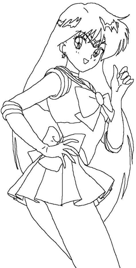 Sailor Mars Coloring Pages Az Sketch Coloring Page Sailor Mars Coloring Pages
