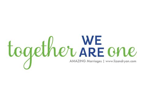 we are in together we are one quotes quotesgram