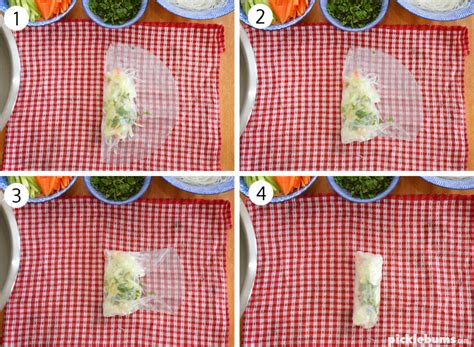 How To Fold Rice Paper Rolls - how to fold rice paper rolls 28 images your own styled