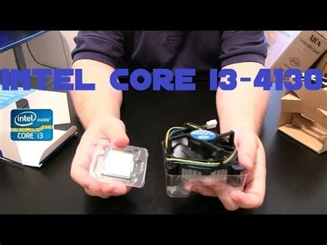 haswell showdown! core i3 4130 vs core i5 4670k   doovi