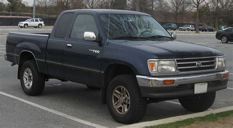 free car manuals to download 1996 toyota t100 xtra parking system toyota t100 wikipedia