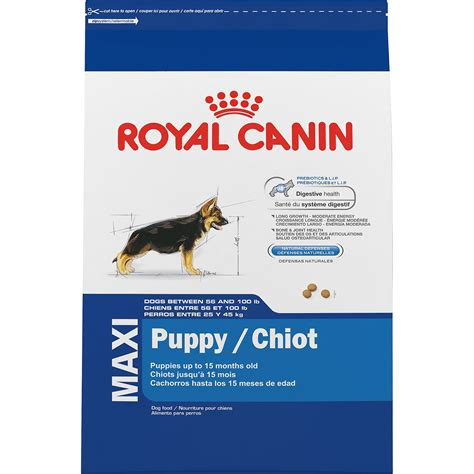 royal canin large breed puppy food royal canin maxi large breed puppy food petco
