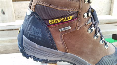 Caterpillar Safety caterpillar safety boots let the cat guard your dogs
