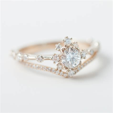 All Engagement Ring by Camellia Ring Beautiful Snowflake Ring And Ring Engagement