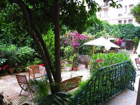 nice garden nice the french riviera on a budget