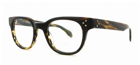 Frame Kacamata Oliver Peoples Huston Black oliver peoples afton eyeglasses