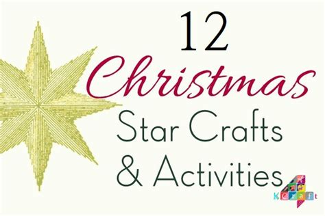 stars craft children 15 beautiful theamed special crafts craft community