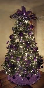 tree purple and gold tendencias para decorar tu arbol de navidad 2017 2018