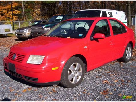 red volkswagen jetta 2002 2002 tornado red volkswagen jetta gls sedan 20533488