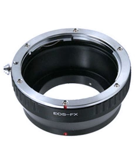 Lensa Adapter Eos Fuji Fx by Lens Adapter Ring Canon Eos Fuji Fx