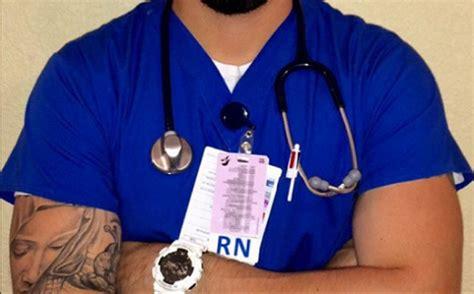 male nurse tattoos can nurses tattoos scrubs the leading lifestyle