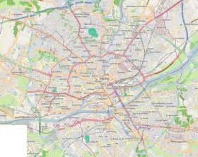 Carte et plan de nantes 44000 htel tourisme locations de vacances