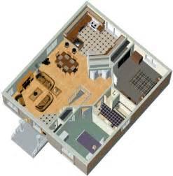 que es home design 3d plano de casa de 83 metros cuadrados 1 piso y 2 dormitorios