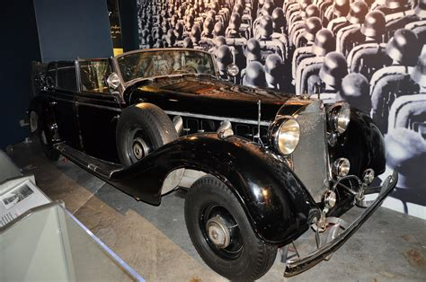 Hitler Auto by Orbis Catholicus Secundus Canadian War Museum In Ottawa