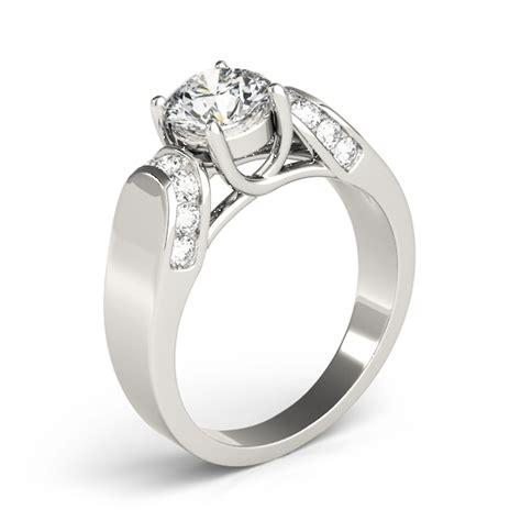 Horseshoe Wedding Rings by Horseshoe Engagement Rings From Mdc Diamonds Nyc