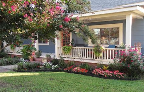 beautiful scenery landscaping ideas for front of house