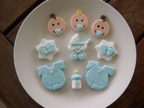 Cupcake Toppers For Baby Boy Shower by Baby Boy Baby Shower Cupcake Toppers A Photo On Flickriver
