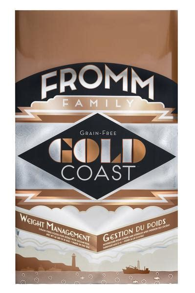 weight management grain free food fromm food gold coast weight management grain free