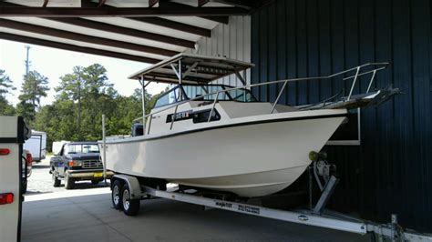 jones brothers boats for sale craigslist wtb parker 23se or jones brothers 23 cape fisherman the