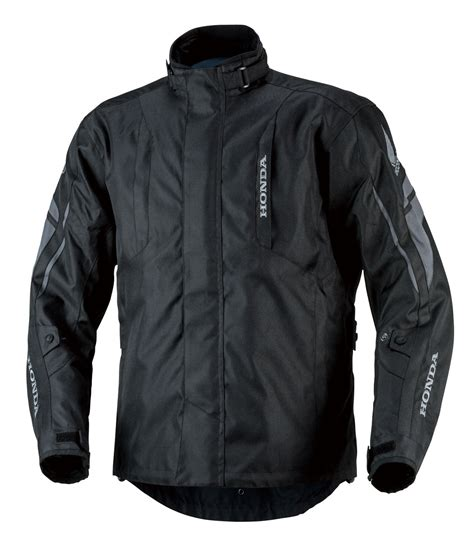 winter motorcycle jacket honda riding gear all weather winter riding jacket