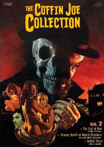 libro blood stain volume 2 coffin joe collection vol 2 3 dvd libro bloodbuster