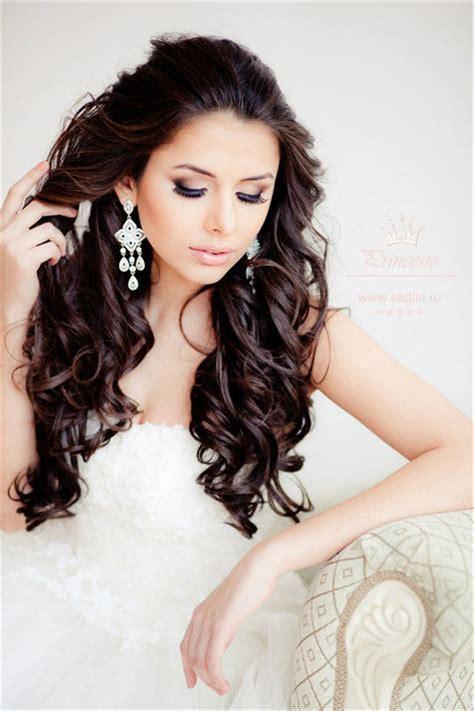 top 20 down wedding hairstyles for long hair deer pearl flowers top 20 down wedding hairstyles for long hair deer pearl