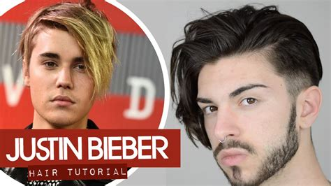 Justin Bieber Hairstyle 2015 Tutorial by Justin Bieber Hairstyle Hair Tutorial Guest Feature