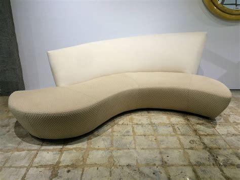 vladimir kagan quot bilbao quot sofa for sale at 1stdibs