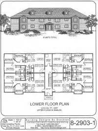 4 plex house plans 2 story 4 plex with garage friv 5 games multi family mediterranean commercial and multi family