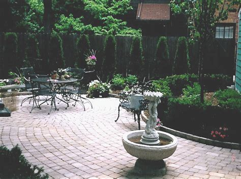 Patio Pavers Rochester Patio Pavers And Landscape Design In Michigan Pictures