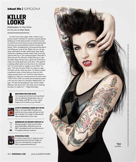 Inked Magazine by Image Gallery Inked Magazine