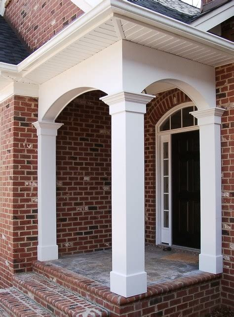 Entrance Columns Porch Columns Traditional Entry Other By