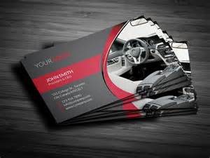 car rental business card rent a car business card business card templates on