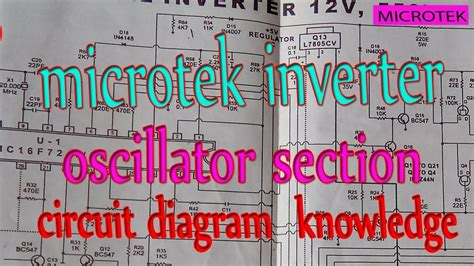 microtek inverter connection diagram wiring diagrams
