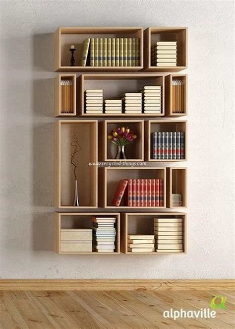 cool shelves 10 diy amazing shelves recycled things