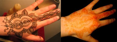 henna tattoo risks are henna tattoos a health risk popsugar fitness