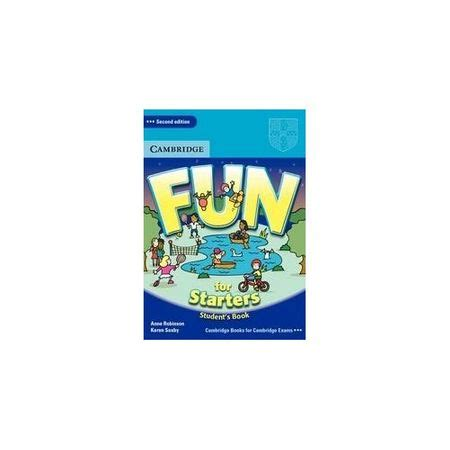 1316617467 fun for starters student s book fun for starters movers and flyers 2nd edition starters