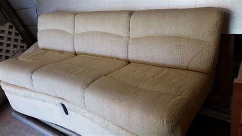 couch stream original couch futon from 1992 airstream excella 34