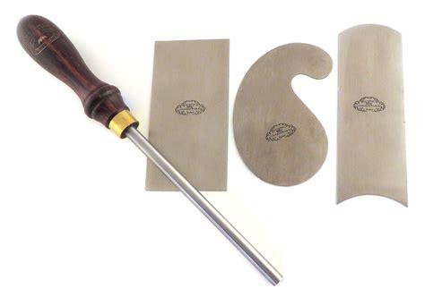 Crown Tools Uk Scraper Burnisher 3 Piece Clifton Cabinet